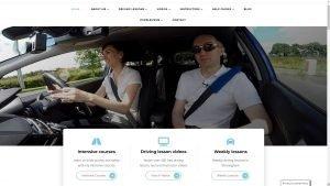 1stDrive site design 2019