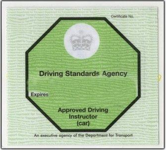 ADI badge photo