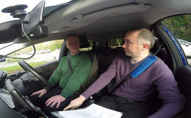 Ask a driving instructor