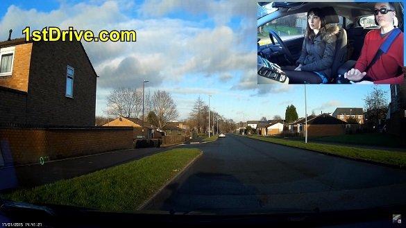 Ella's driving lessons in Birmingham