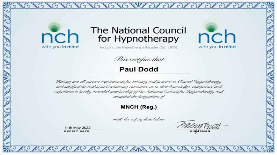 NCH HPD