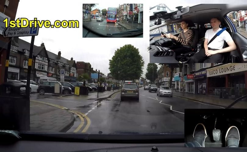 Weekly driving lessons in Birmingham